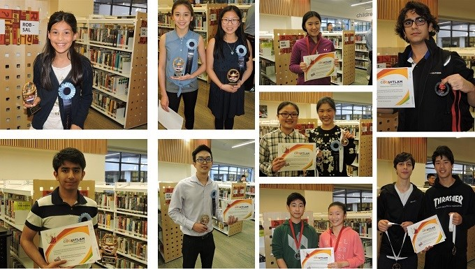 SD43 students win at Coquitlam Public Library Science Expo