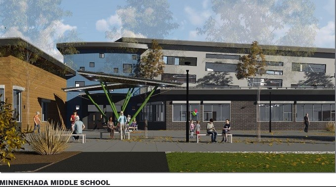 Minnekhada Middle School Construction Contract Awarded
