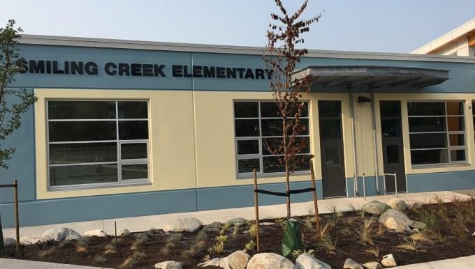 Smiling Creek Elementary  Opening Ceremony and Open House