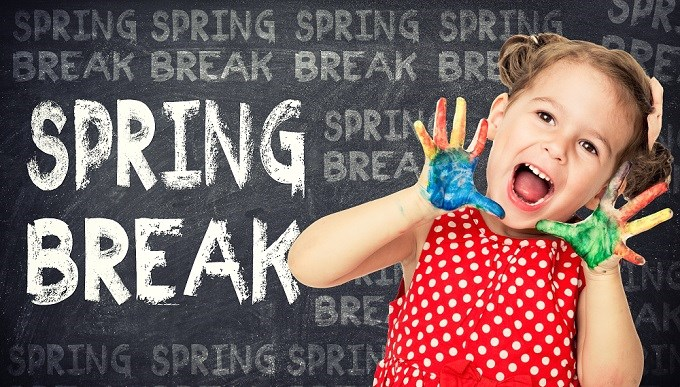 Have a safe and happy spring break! School resumes on Tuesday, April 3