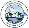 École Coquitlam River Elementary School logo