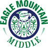 Eagle Mountain Middle School logo