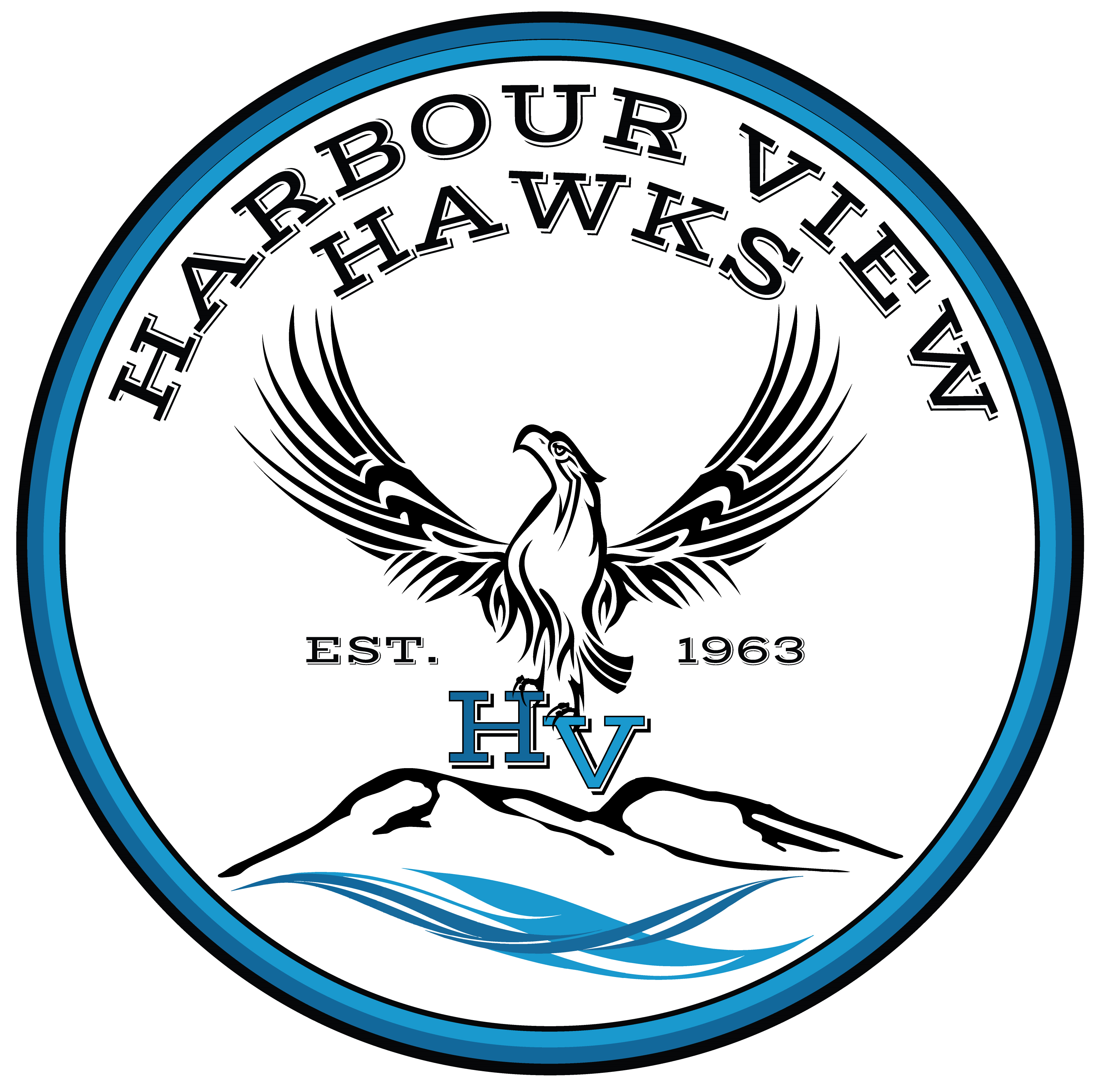 Harbour View Elementary School logo