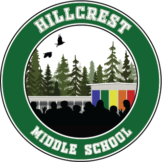 Hillcrest Middle School logo