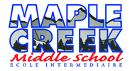 École Maple Creek Middle School logo