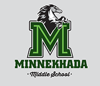 Minnekhada Middle School logo