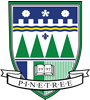 Pinetree Secondary School logo