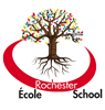 École Rochester Elementary School logo