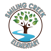 Smiling Creek Elementary School logo