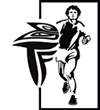 Terry Fox Secondary School logo