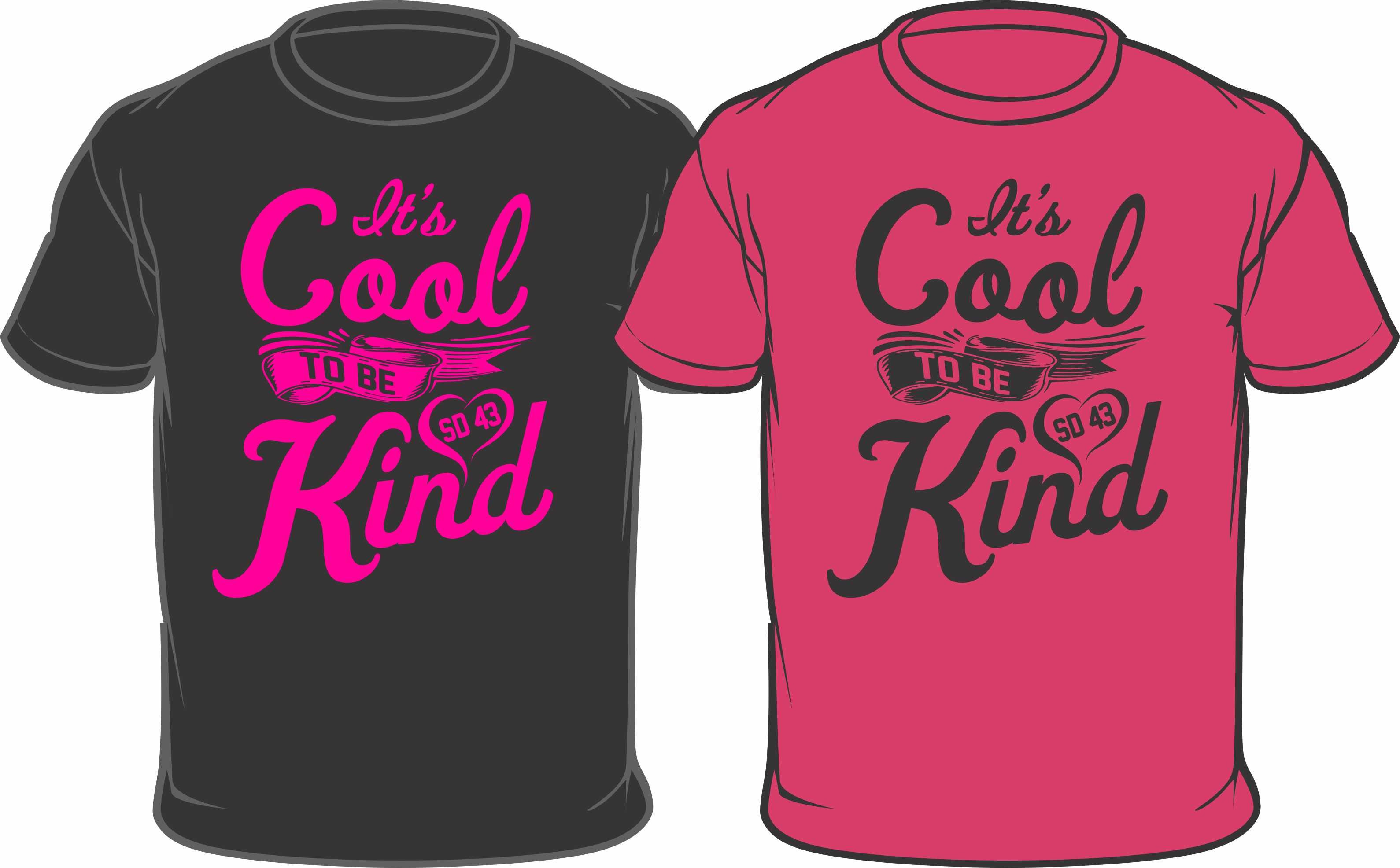 Pink Tshirt day is coming up !!!