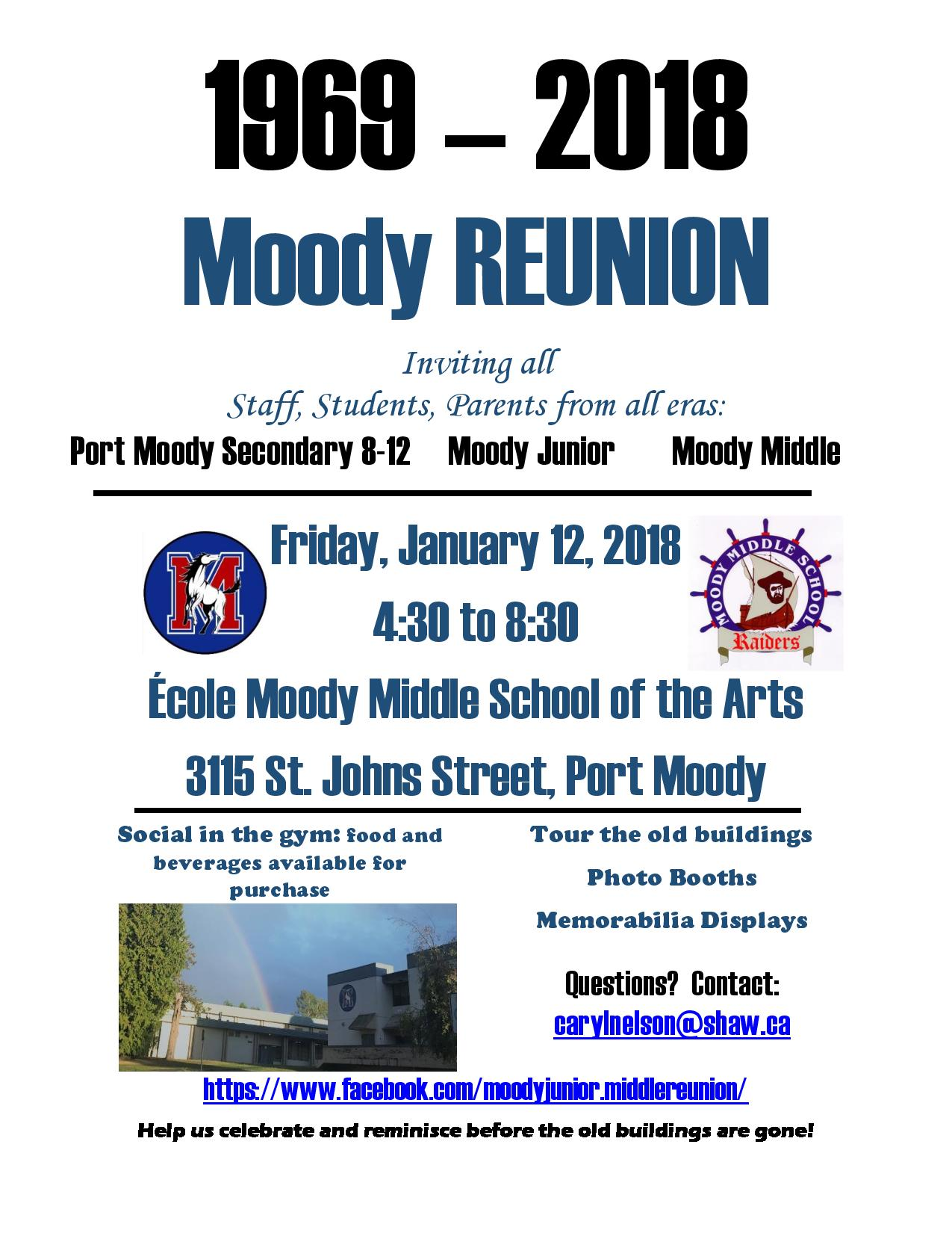 Moody Middle Reunion-Jan 12 2018