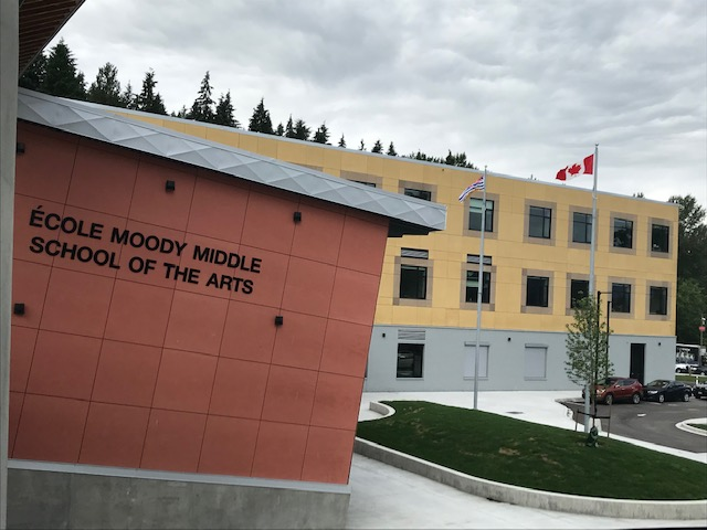 École Moody Middle School of the Arts