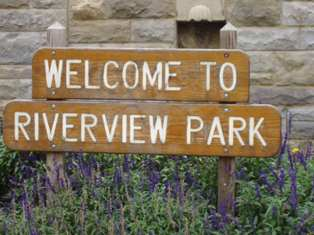 Welcome to Riverview Park!