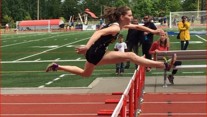 SD43 students combine for 11 medals at 2017 BC High School Track & Field Championships