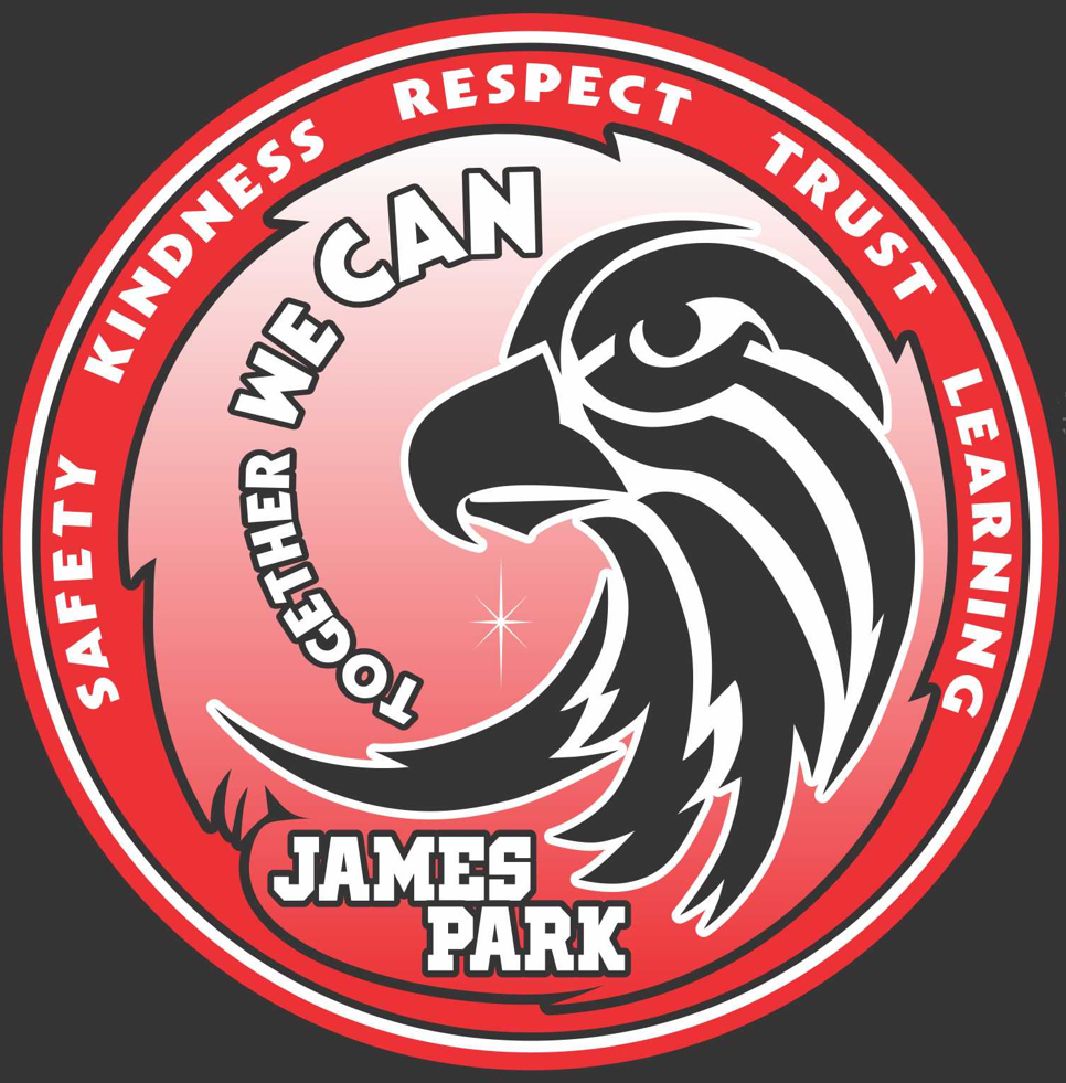 James Park Elementary School logo