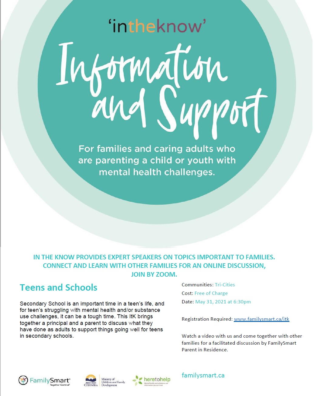 In The Know Information and Support-Teens and Schools.jpg