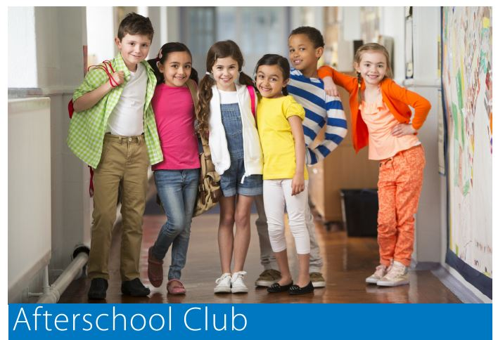 Afterschool Clubs starting again!